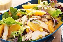 Weekly salads
