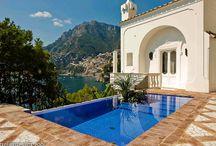 Pools of Italian Villas