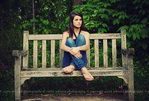 HS Senior Posing Ideas / by Heather Verde