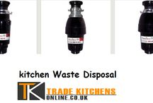 Kitchen Waste Disposal in London / In order to install a good quality kitchen waste disposal system, it is required to invest a considerable amount of cost. Trade Kitchens arranges a similar system within a reasonable cost.