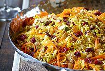 Cuisine afghane / Nous partageons ici nos recettes afghanes préférées