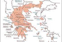Greece - wine regions
