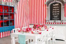 Entertaining, Table Settings & Centerpiece Ideas / by Christine Tina de Jesus