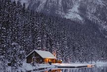 NATURAL WINTER HOUSES