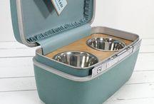 Dog bowls / DIY upcycle