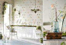 Bring the outside in / Invite nature into your home