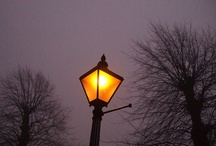 STREET LAMPS, OUTDOOR AND INTERIOR LIGHTING DESIGN