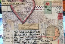 Journaling - Art, Travel, Personal.....