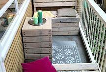 taras balkon