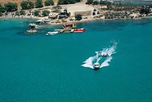 Water Sports / Explore Sports & Recreation in Greece! Enjoy windsurfing, water-skiing, wakeboarding, banana, tube rides, scuba diving, snorkeling, sailing, windsurfing at the sea or explore Greek rivers while rafting, canoeing and kayaking!