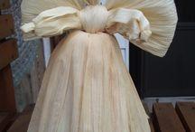 Listy kukuřice