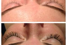 Eyelash extensions Fort Lauderdale FL / Eyelash extensions before and after photos from previous clients.
