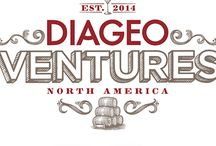 Diego Ventures Logo Illustrated by Steven Noble