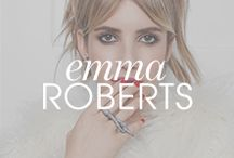 Emma Roberts / by BaubleBar