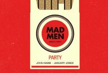 mad men / by Hugo Arantes