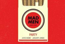 mad men / by Hugo Arantes