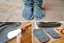 reciclar abrigo