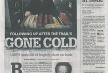 LMPD Homicide - Cold Case