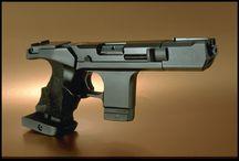 Guns and ammo / by Jim Polaski