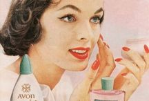 All things AVON / My mom sold Avon for 20 years, starting in 1977.  So many of these things were in our home and were our favorites.  Avon is in my blood. / by Sandy Johnson