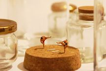 Minis Minis / Muñequitos pequeños en escenas cotidianas
