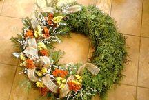 dekorace - věnce