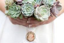 Svadobné inšpirácie / kvety / Wedding Inspiration Board (Flowers)