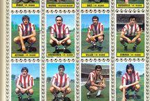Cromos Este 1974-75