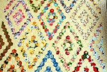 Quilt Design: 60-Degree Hexagons and Mosaics / by Carmen Martinez