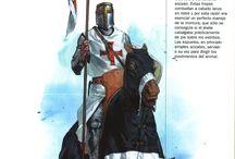 Krzyżowcy i zakony