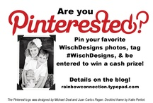 WischDesigns Pinterest / Pin your favorite shots & win!  Be sure to add hashtag: #WischDesigns