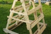 Pallet Passion / Everyone loves pallets, right?  Oh, I see.   Well, anyway, behold the versatile pallet, get yours at www.pallets.ie
