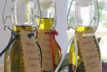 huiles d olive aromatisées