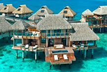 Vacation daydreaming / the most magical vacation destinations! / by Rent-O-Matic!