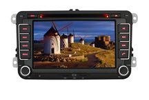 Volkswagen DVD Players / A right in car entertainment system for Volkswagen makes your journey no alone. Here you can find high quality all in one In-dash DVD player, after market gps navigation for VW Polo,VW Golf,VW Touran, VW Jetta, VW EOS, Seat, Skoda ect. It's really a great plug and play gps navigation for VW series car that with original steering wheel match, HD touch screen, and Support 3G & Bluetooth, Support 1080P Video, Support Subwoofer & DVR.