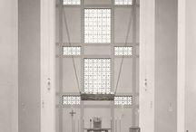 Sacred Space; Urban Santuary / Thesis Inspiration