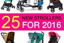 Top 25 New Strollers for 2016