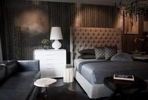 DESIGN :: Master Bedroom Inspiration / by Gina Fiorito