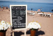 Wedding Style | Love... Lake Superior Style / by Lavender Hill Weddings + Events