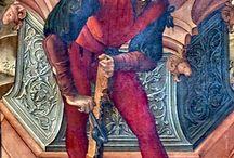 Изучение истории: Средневековье. / Learning History: Medieval Times.