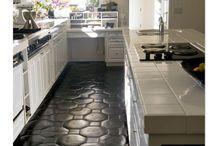 terracota floors