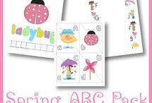 Spring Educational Projects & Products