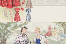 Clothes for mom to make