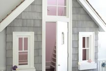 Children's Rooms / Play Rooms / by Lindsay Boseman