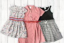 Sukienki dla dziewczynek / Wiosenne sukienki dla dziewczynek z kolekcji: STYLISH GIRL, MISS TROUBLE, DISCOVERY BAY