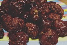 Meatballs with Lotus Root