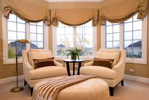 Master bedroom sitting area / Master bedroom ideas