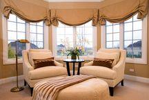 Master bedroom sitting area / Master bedroom ideas