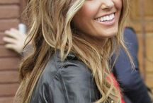 Want now / Hair color and style