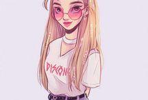 Girl tumblr ✨